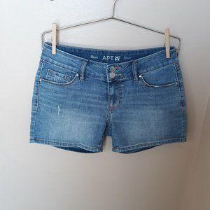 Apt. 9 Shorts - NWOT Apt.9 Jean Shorts